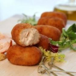 Croquetas de pollo sin gluten