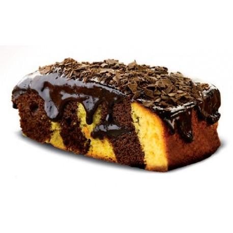 Bizcocho Chocolate y Naranja 12 raciones