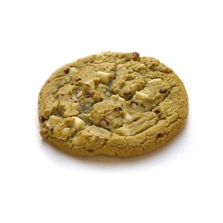 Cookie de Chocolate Belga con frambuesas