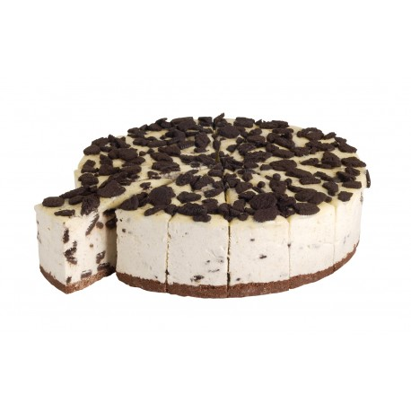 Cheesecake con Cookies