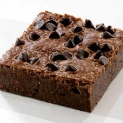 Brownies con Chips de Chocolate