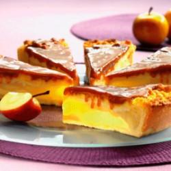 Crumble Manzana y Caramelo 12 rac